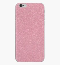 Lilac Pale Orchid Sparkly Glitter iPhone Case