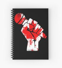 Join the Podcast Revolution! Spiral Notebook