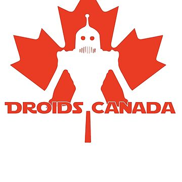 First T-Shirt ever by DroidsCanada