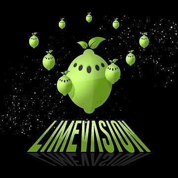 Limevasion - Invasion of the space limes by 60nine