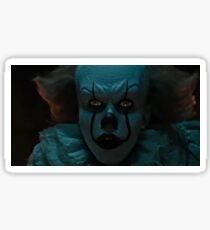 Pennywise is coming Sticker