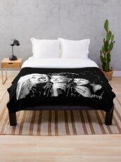 Hocus Pocus: Sanderson Sisters Throw Blanket