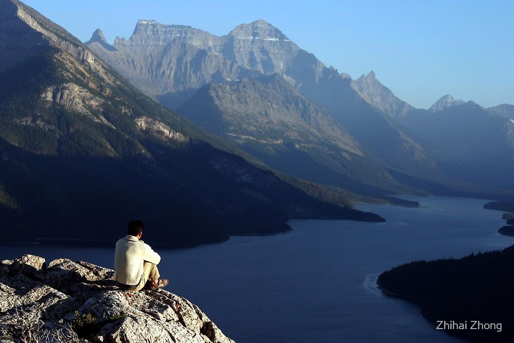 Waterton Lakes National Park by Zhihai Zhong