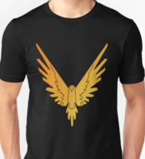 The Fly Bird - Maverick Jake Paul - Gold T-Shirt
