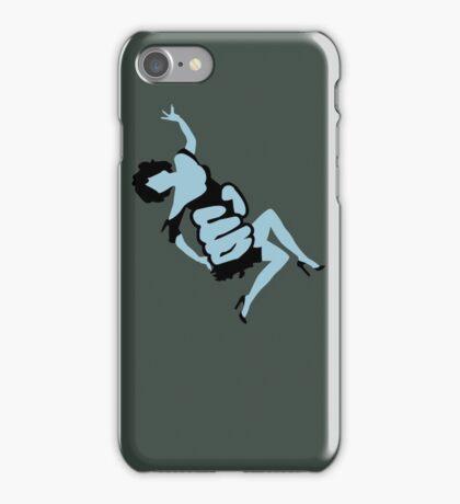 King Kongs Girl VRS2 iPhone Case/Skin