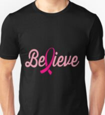 Believe Ribbons T-Shirt