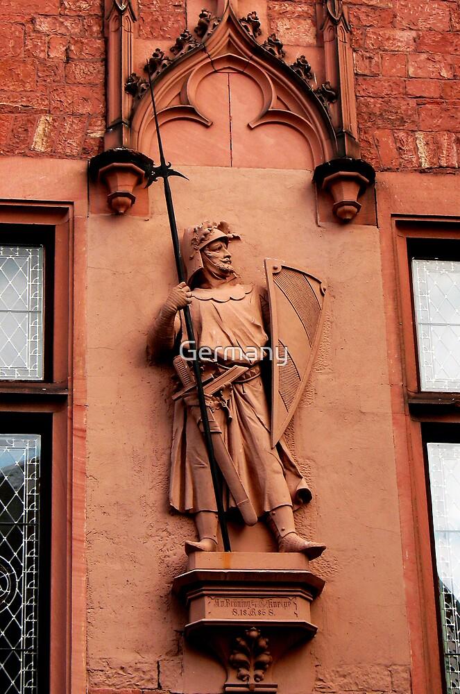Heidelberg Knight  by Germany