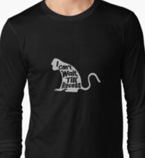 I Can't Wait Till Recess - Monkey, Monkey Lovers, Wild Animal, Funny T-Shirt