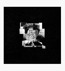 Pablo Picasso & Pablo Escobar Photographic Print