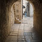 Walking through Diocletian's Palace by Yukondick