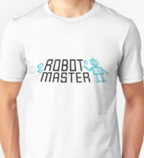 Robot Master s Robotics Engineer Program Streamm T-Shirt
