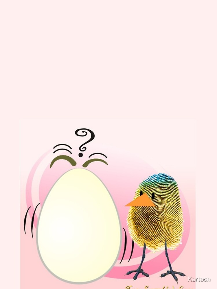 Two Scrambled Eggs by Kartoon
