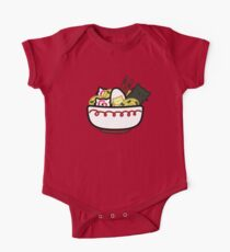 Marshmallow Bean and friends - We are ramen Kids Clothes