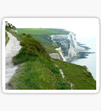 White Cliffs Of Dover Sticker