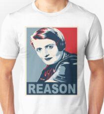 Camiseta ajustada Ayn Rand