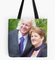 Warren and I Tote Bag