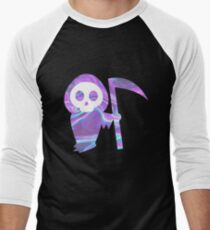 Holographic Grim Reaper T-Shirt