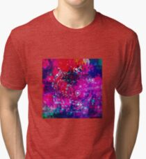 Explosion of Colors Tri-blend T-Shirt
