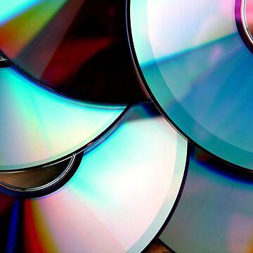 Compact discs by junpinzon