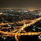 Bangkok At Night by JenJenM