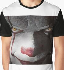 Pennywise up close Graphic T-Shirt