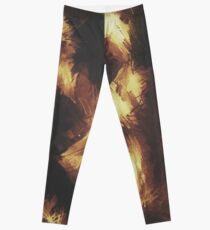 Golden Brown Leggings