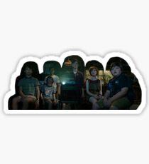 IT movie time Sticker
