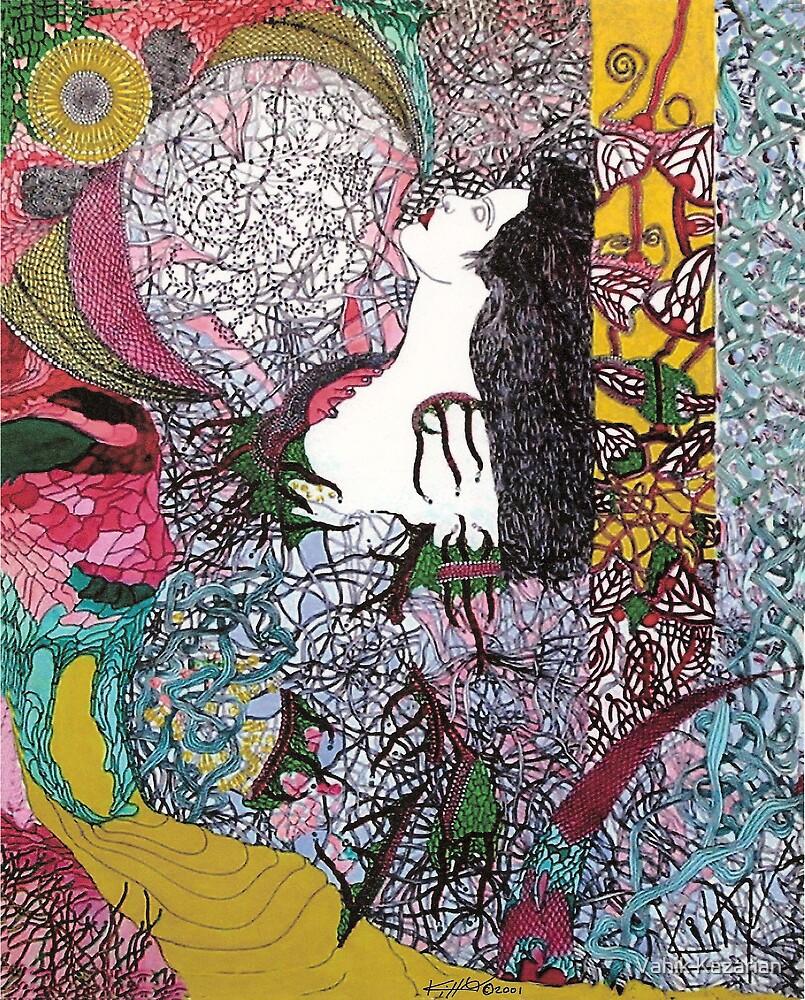 Dream of Ano by Vahik Kazarian