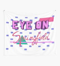 Tela decorativa Eye en Springfield