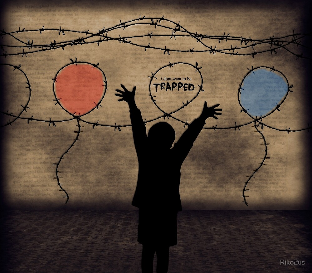 Trapped by Riko2us