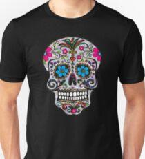 sequin Sugar Skulls Unisex T-Shirt