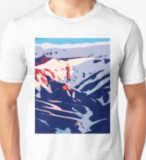 Winter Sunrise #redbubble #decor #buyart T-Shirt