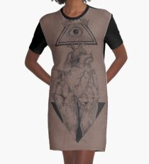 Day 8: Claddaugh Graphic T-Shirt Dress