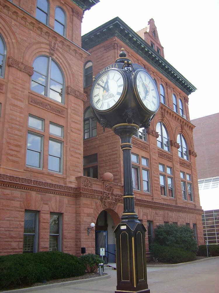 City Hall, Peoria by Defeye