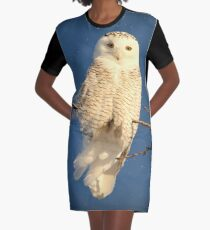 Guardian Angel Graphic T-Shirt Dress