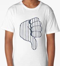 Thumbs Down Long T-Shirt
