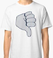 Thumbs Down Classic T-Shirt