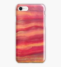 Streaming Sunset iPhone Case/Skin