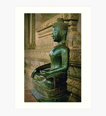 Vientiane #2 Art Print