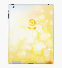 Sunshine Sunflower iPad Case/Skin