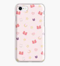 Moon Bunny iPhone Case/Skin