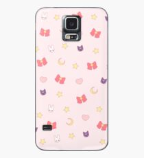 Moon Bunny Case/Skin for Samsung Galaxy
