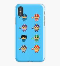 Mega Man Powers  iPhone Case/Skin
