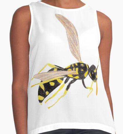Wasp Sleeveless Top