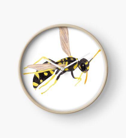 Wasp Clock