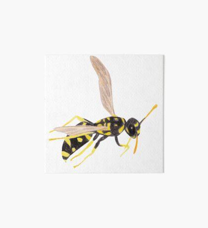 Wasp Art Board Print