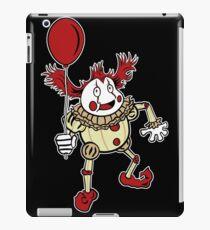 We All Float Down Here iPad Case/Skin
