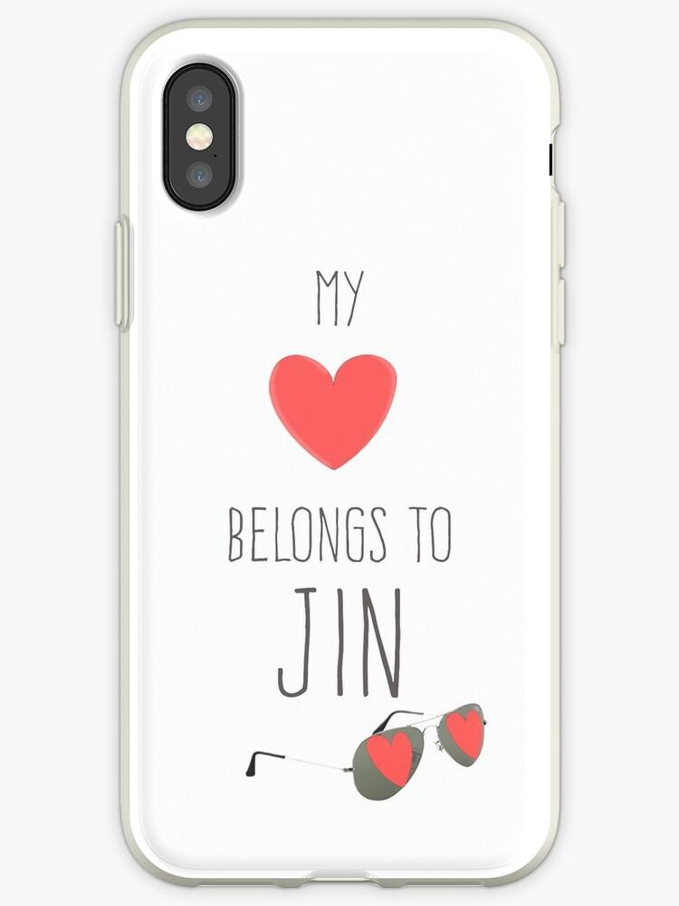 My Heart Belongs to Jin by Rosenten