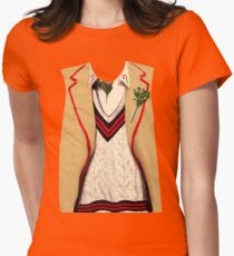 5th Doctor T Women's Fitted T-Shirt