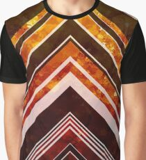 Geometric Geode - Autumn Graphic T-Shirt